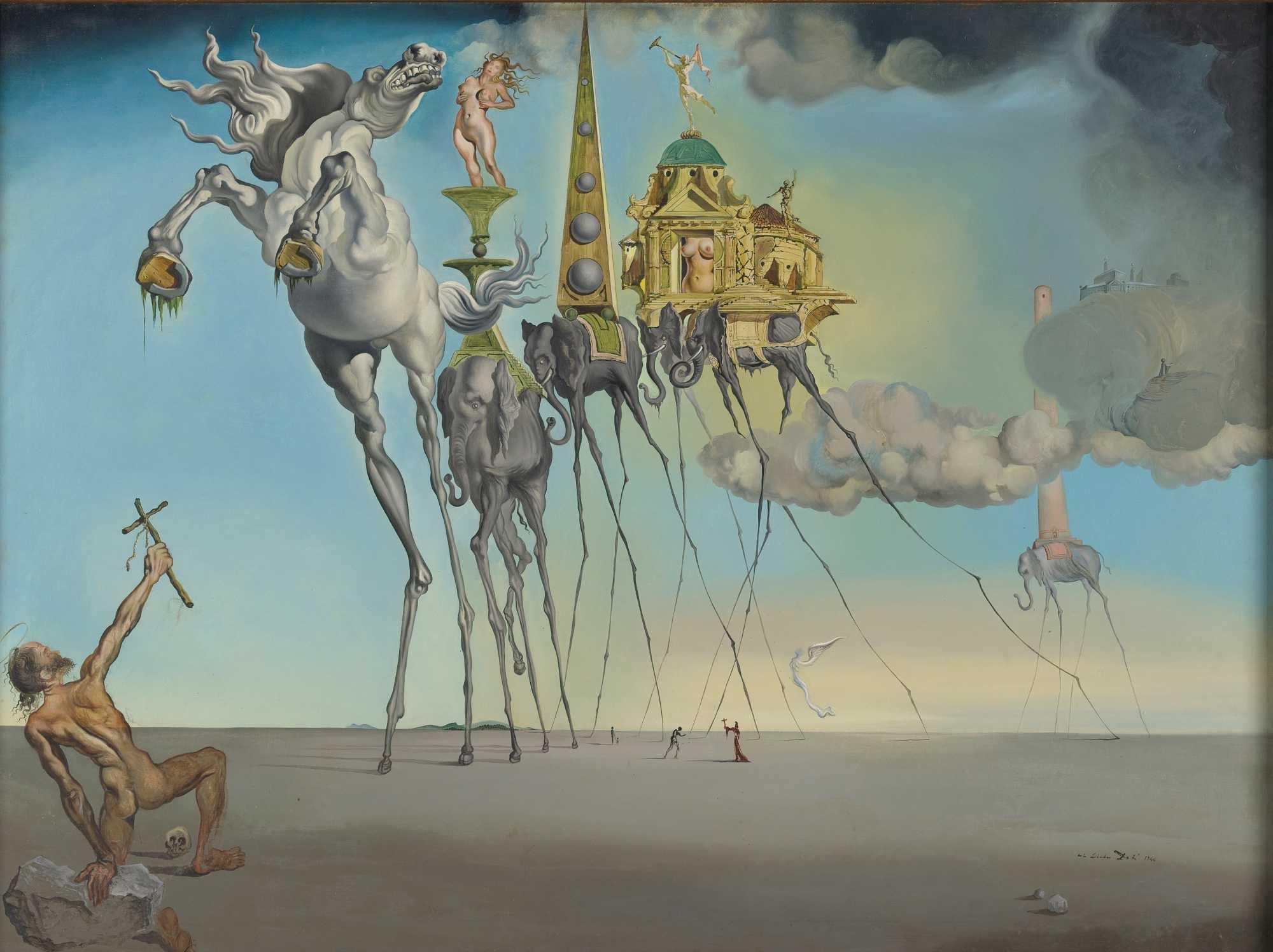 Dali & Magritte